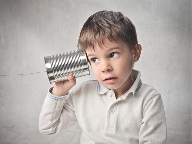 Zuhören ist der Schlüssel eines erfolgreichen Gesprächs.